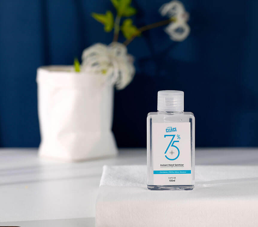 CLEACE, the Best Hand Sanitizer in the World