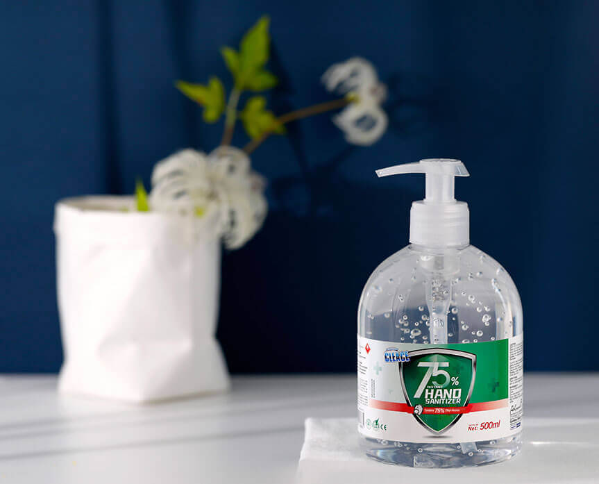 CLEACE Hand Sanitizer in stock,from qualified company from China