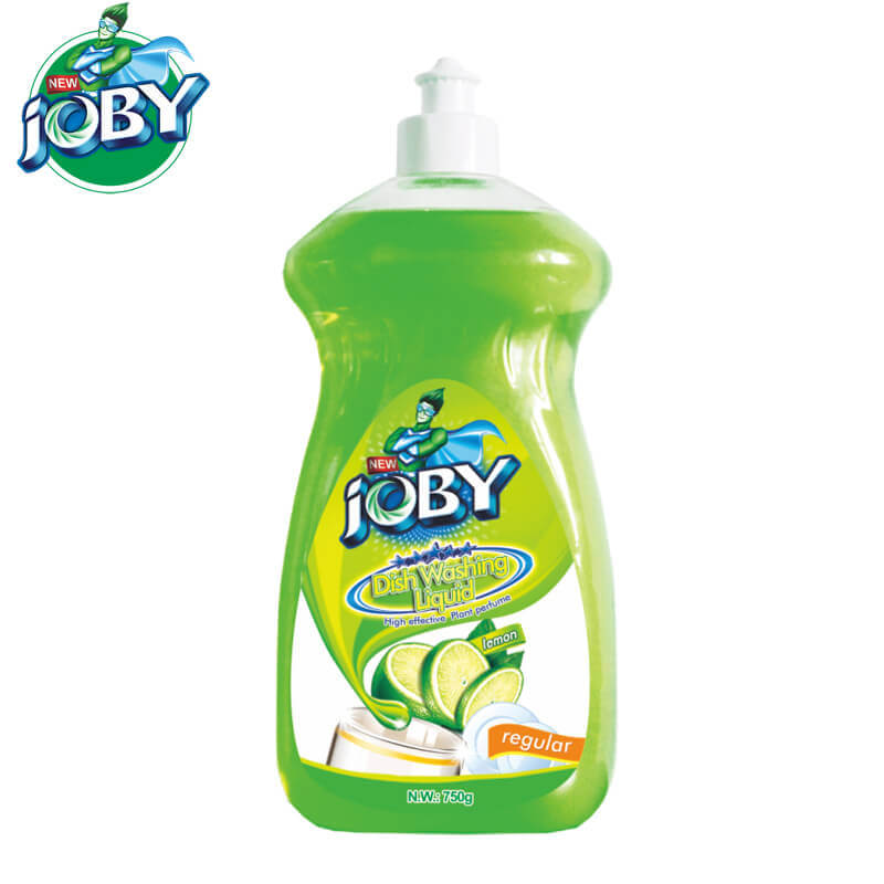 Dishwashing Liquid Fresh Lemon Regular JOBY