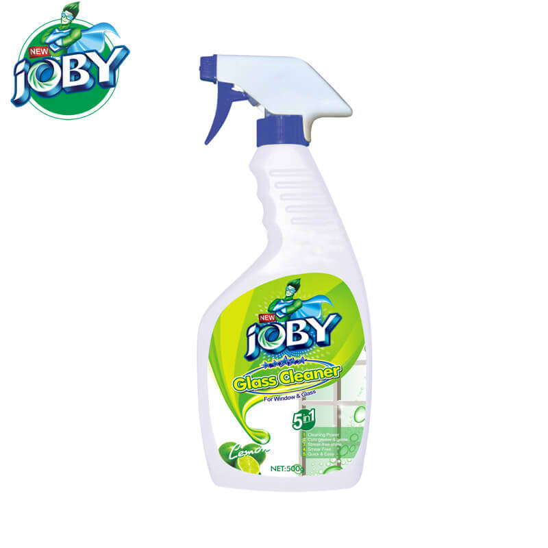 Glass Cleaner For Window&Glass Lemon JOBY