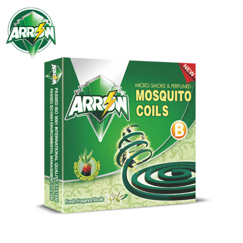 Micro-Smoke Mosquito Coils Fresh Fragance