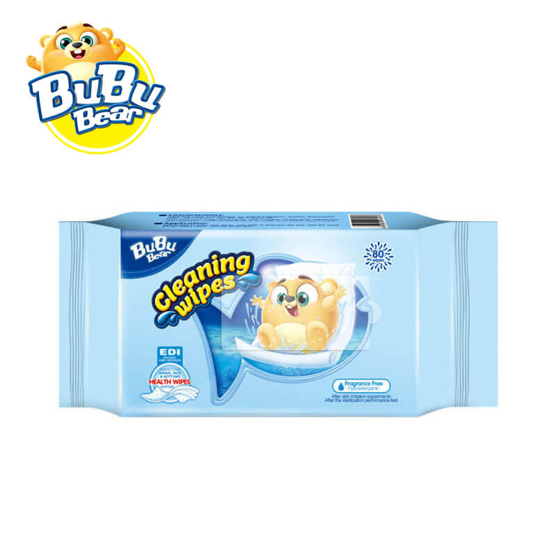 Baby Wipes BUBUBEAR