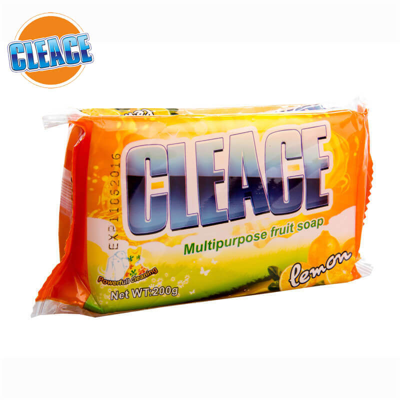 Transparent Laundry Soap CLEACE