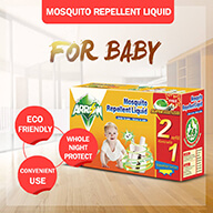 mosquito repellent liquit for kids