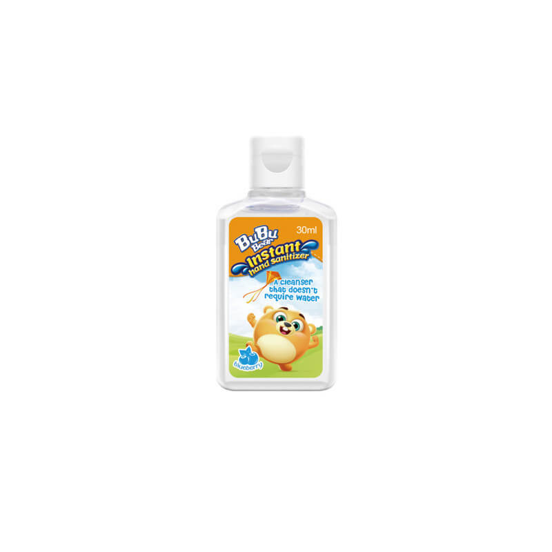 Antibacterial Blueberry Perfume Foaming Hand Soap 30ml BUBUBEAR