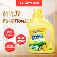 laundry liquit lemon