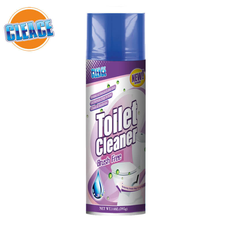 Toilet Cleaner Aerosol Cleaner 395g CLEACE