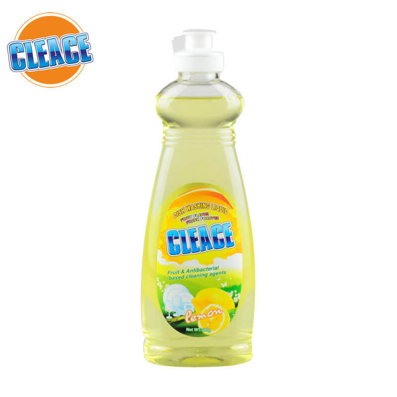 Dish Washing Liquid Lemon Regular 300g CLEACE