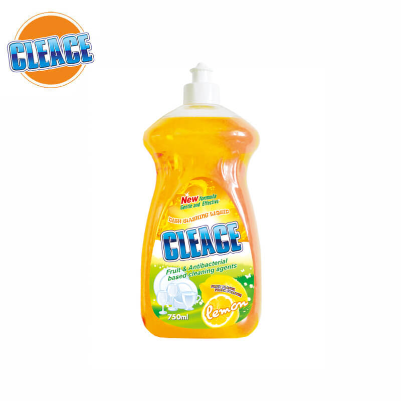 Dish Washing Liquid Lemon Regular 750g CLEACE