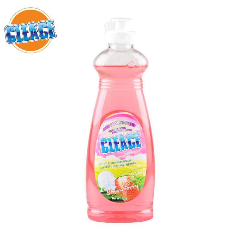 Dish Washing Liquid Strawberry Regular 300g CLEACE