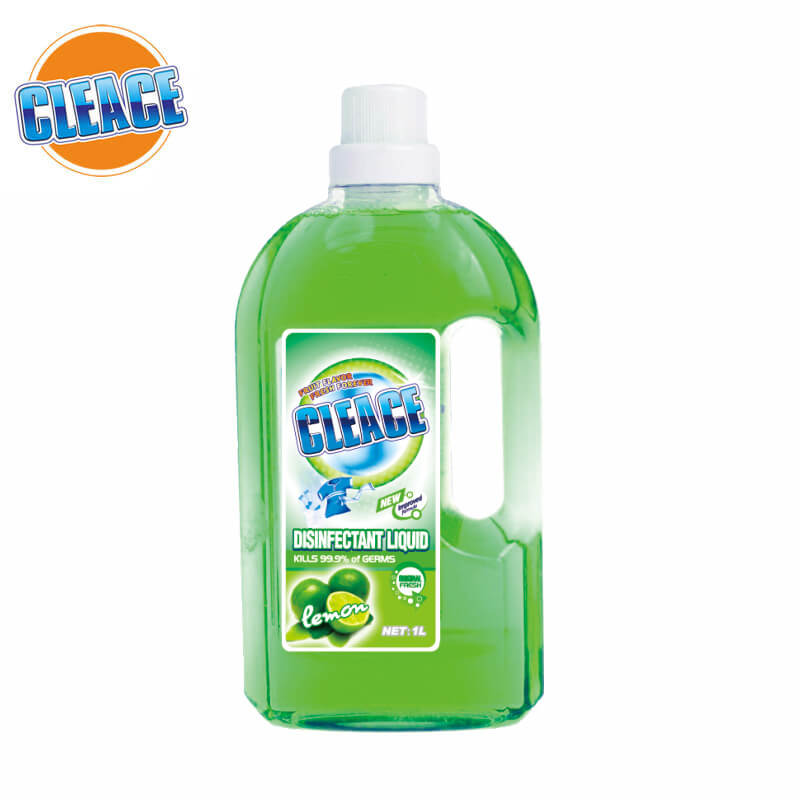 Disinfectant Liquid Lemon 1kg CLEACE