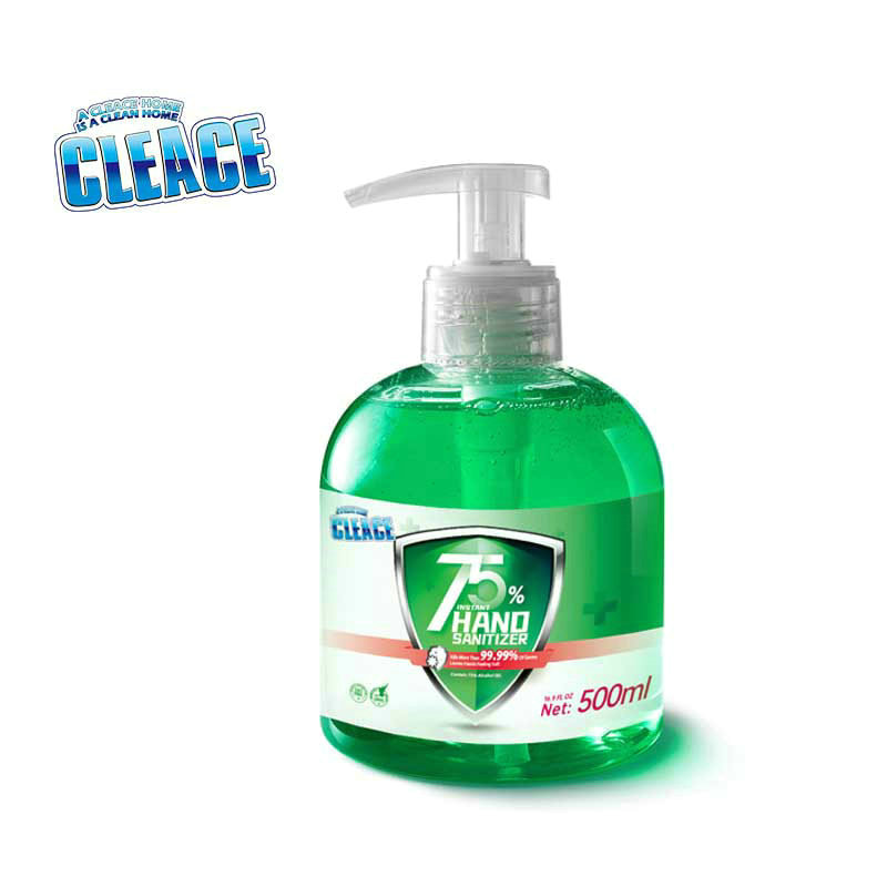 Antibacterial Hand Sanitizer 500ML CLEACE