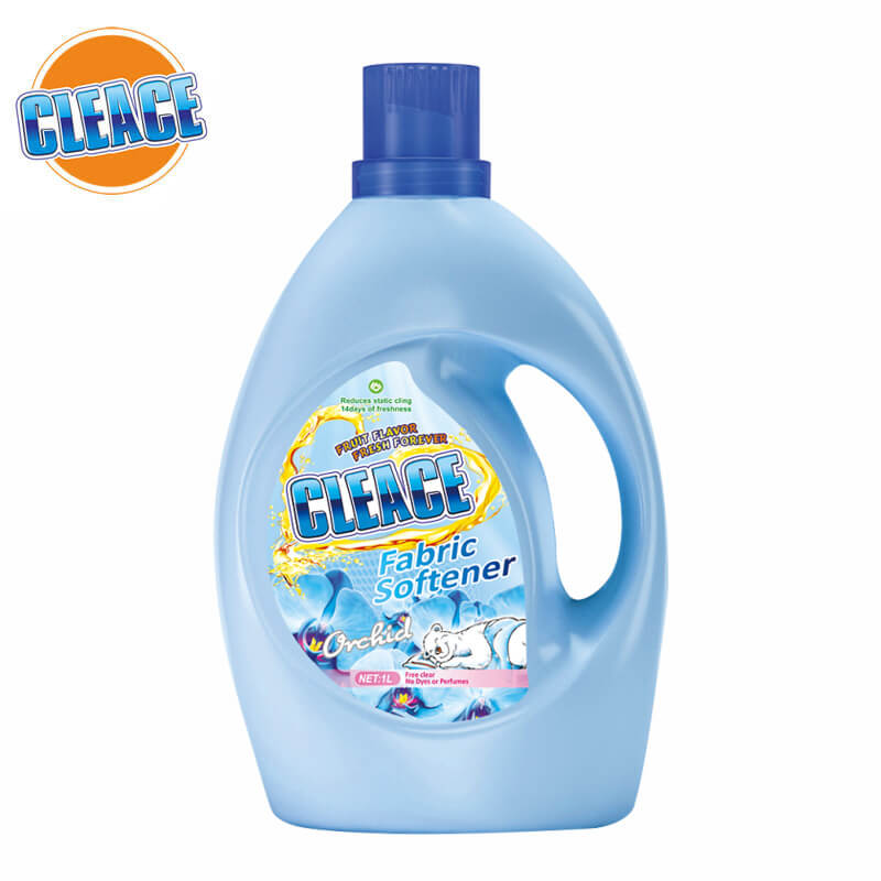 Fabric Softener Orchid Flavor 2L CLEACE