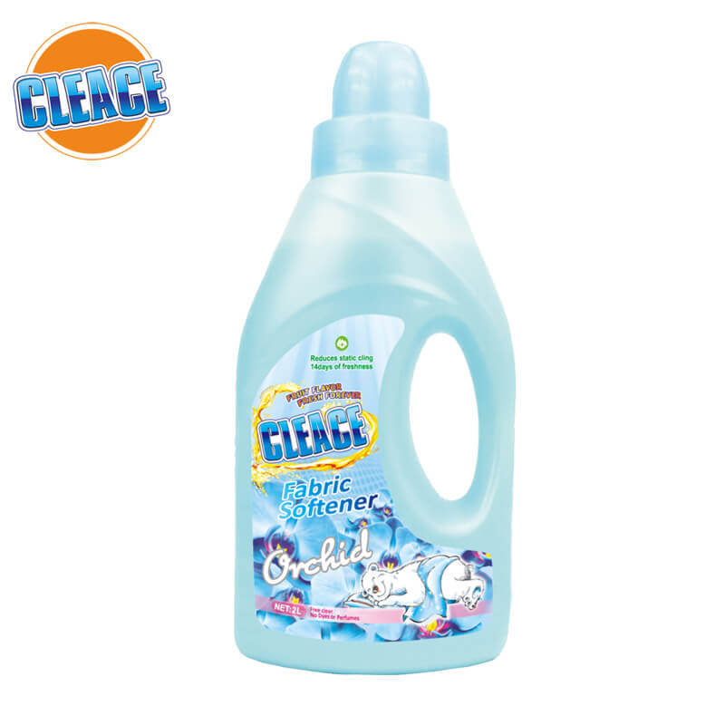 Fabric Softener Orchid Flavor 1kg CLEACE
