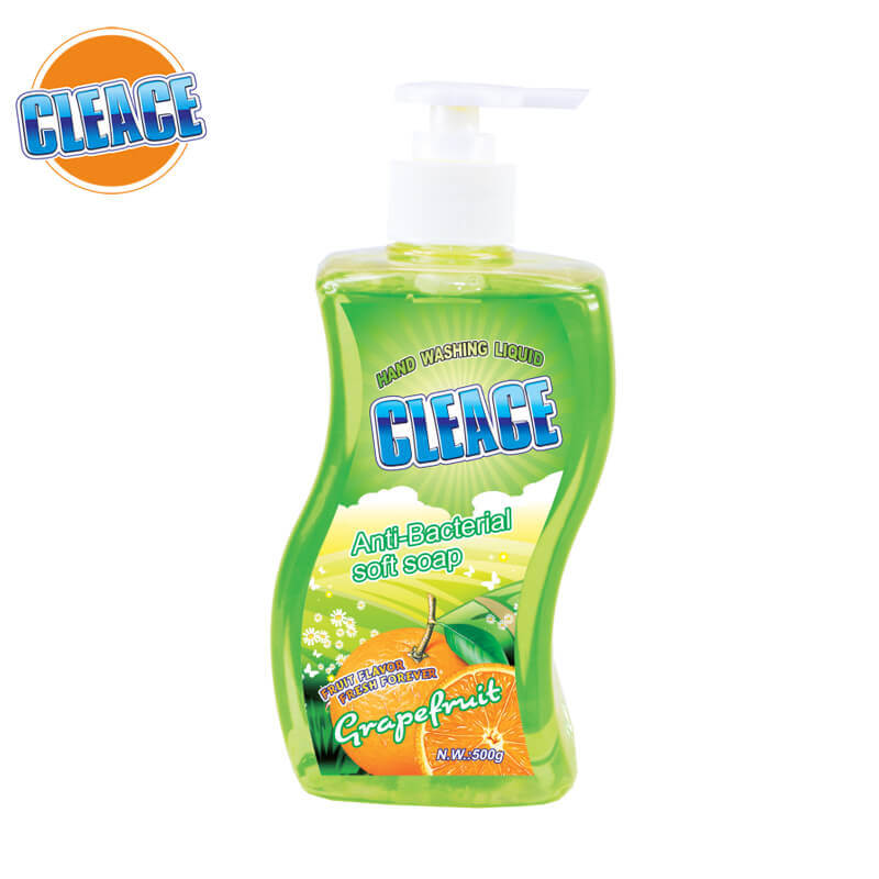 Hand Washing Liquid Grapefruit 500g CLEACE