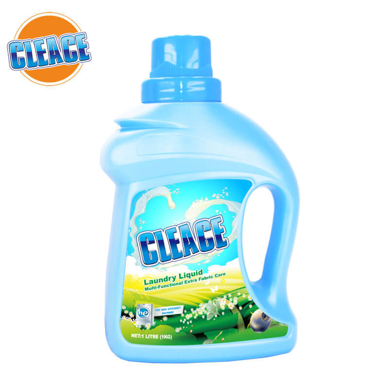 Laundry Liquid Multi-Functional Blueberry Perfumed 2kg CLEACE
