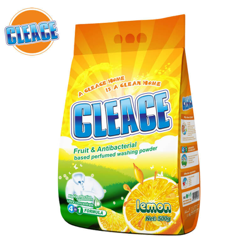 Washing Powder Lemon Perfumed 500g CLEACE