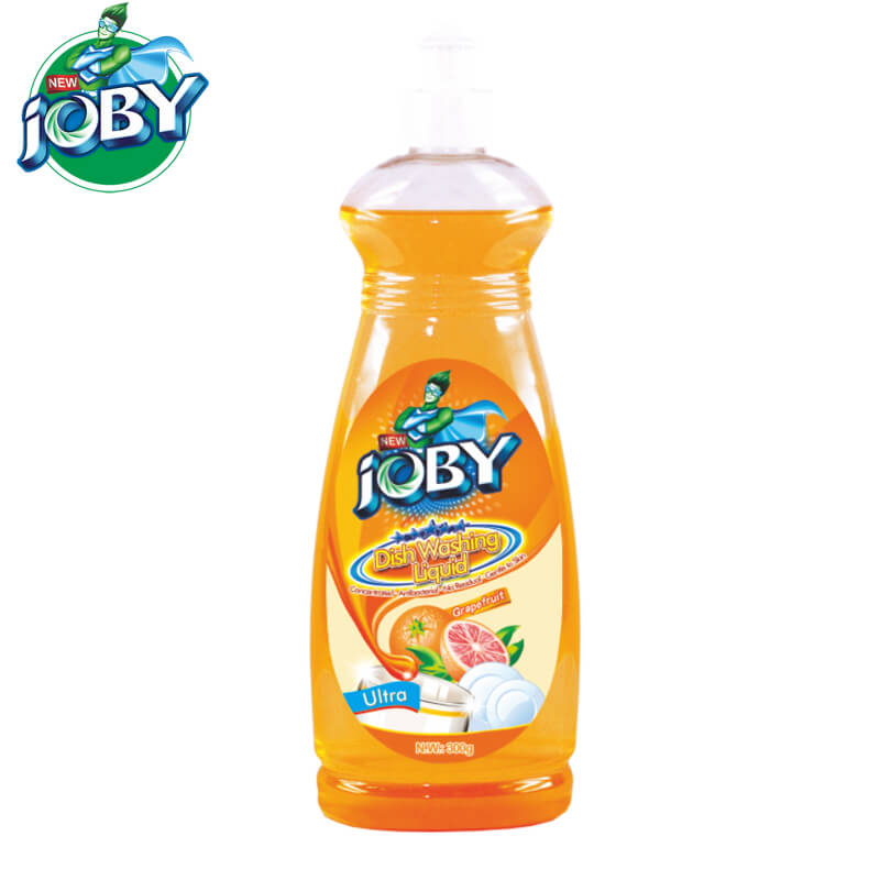 Dish Washing Liquid Grapefruit Ultra 300g JOBY
