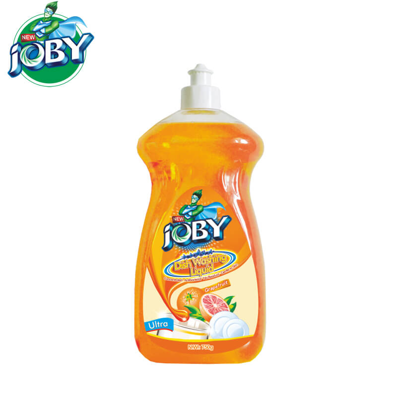 Dish Washing Liquid Grapefruit Ultra 750g JOBY