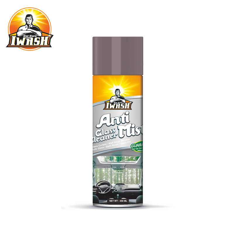 Glass Anti Mist Cleaner 450ml IWASH