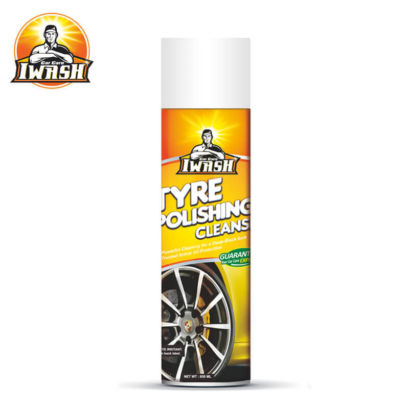 Tyre Polishing Cleanser 650ml IWASH