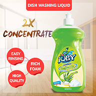 joby dish washing liquid green tea