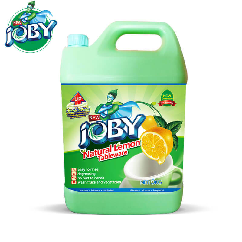Natural Lemon Tableware 5kg JOBY