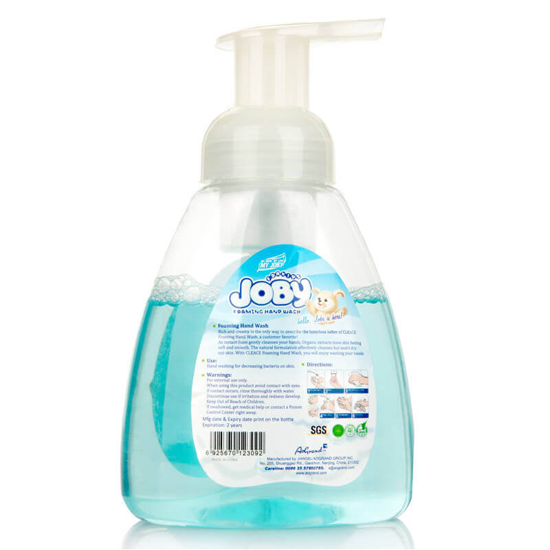 Foaming Hand Wash For Baby & Kids 300g JOBY