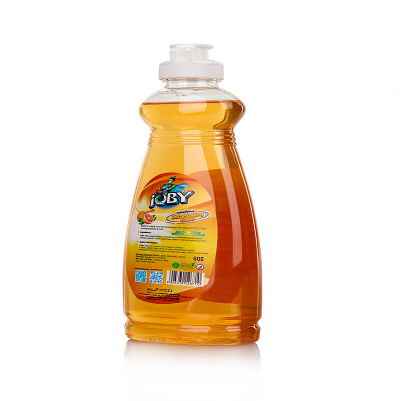 2x Concentrate Dish Washing Liquid 500g Orange JOBY