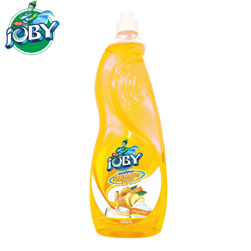 Dish Washing Liquid Ginger Regular 1kg JOBY
