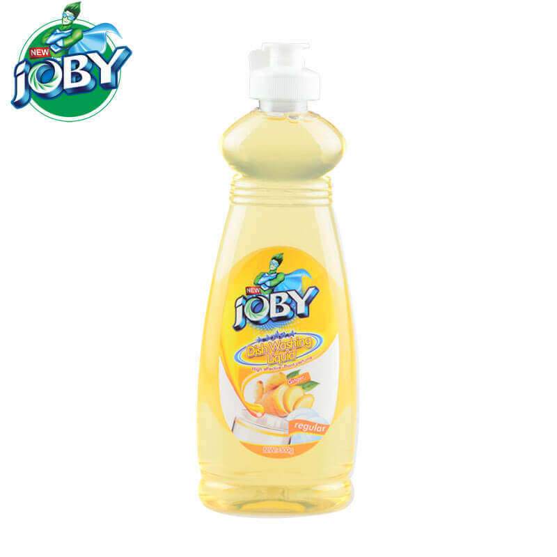 Dish Washing Liquid Ginger Regular 600g JOBY