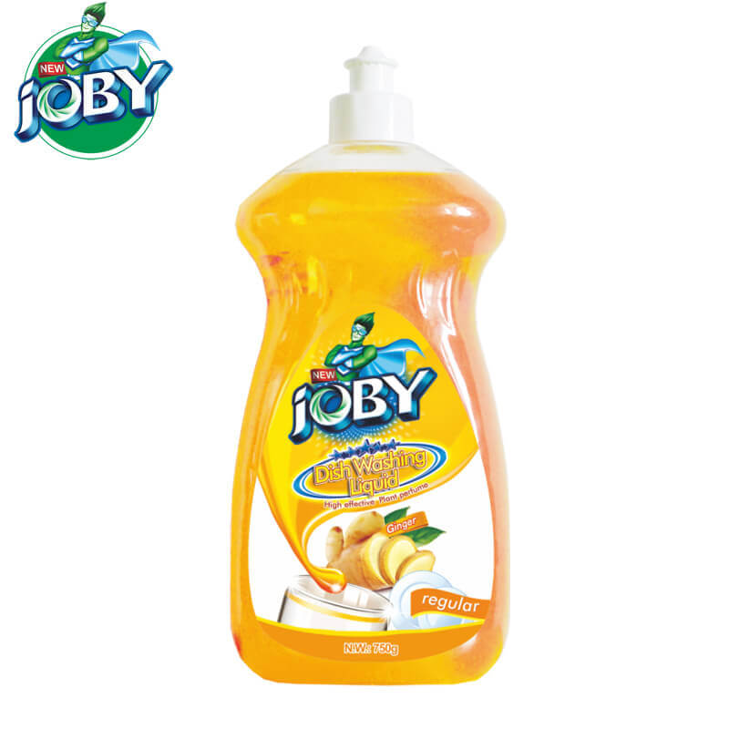 Dish Washing Liquid Ginger Regular 750g JOBY