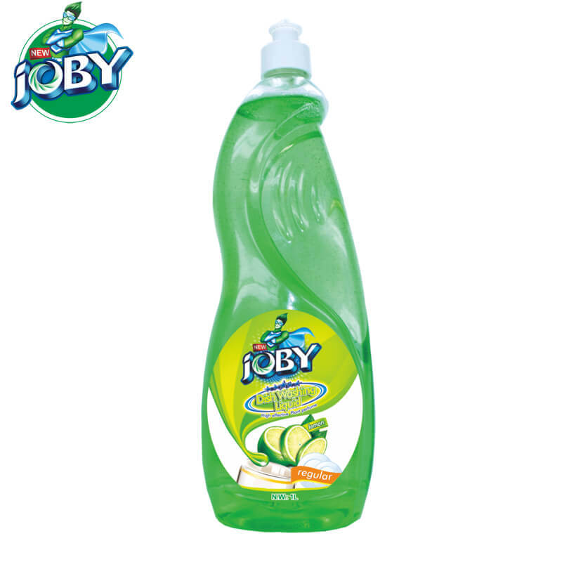 Dish Washing Liquid Lemon Regular 1kg JOBY