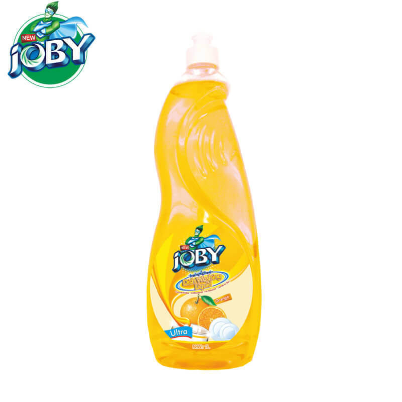 Dish Washing Liquid Orange Ultra 1kg JOBY