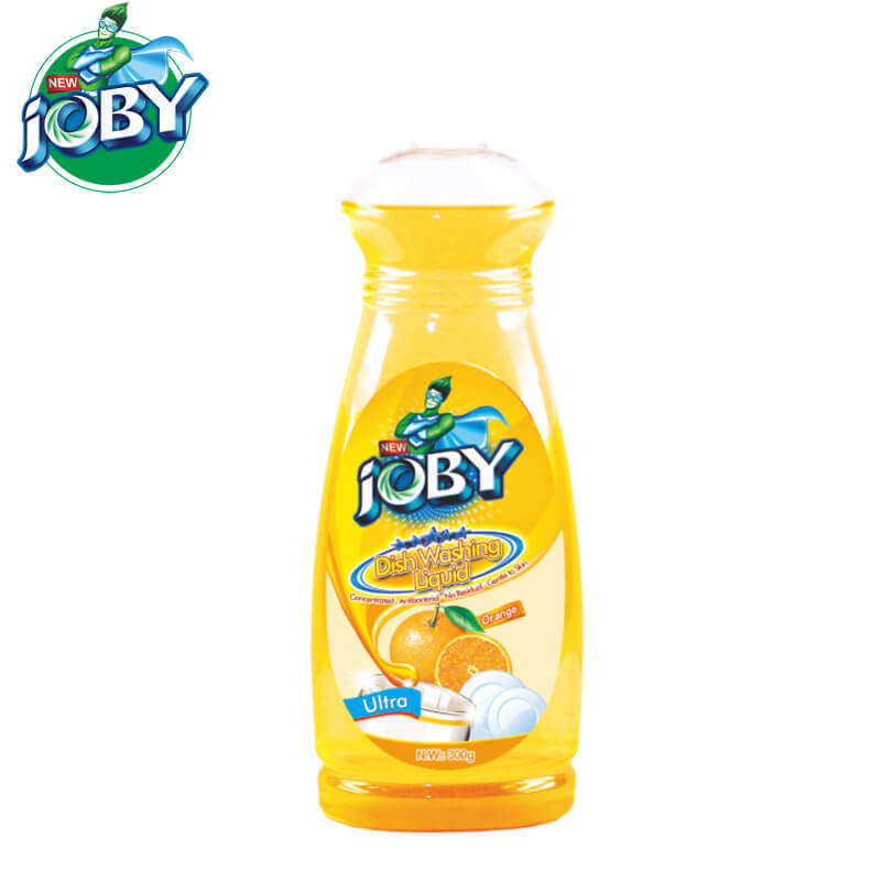 Dish Washing Liquid Orange Ultra 300g JOBY