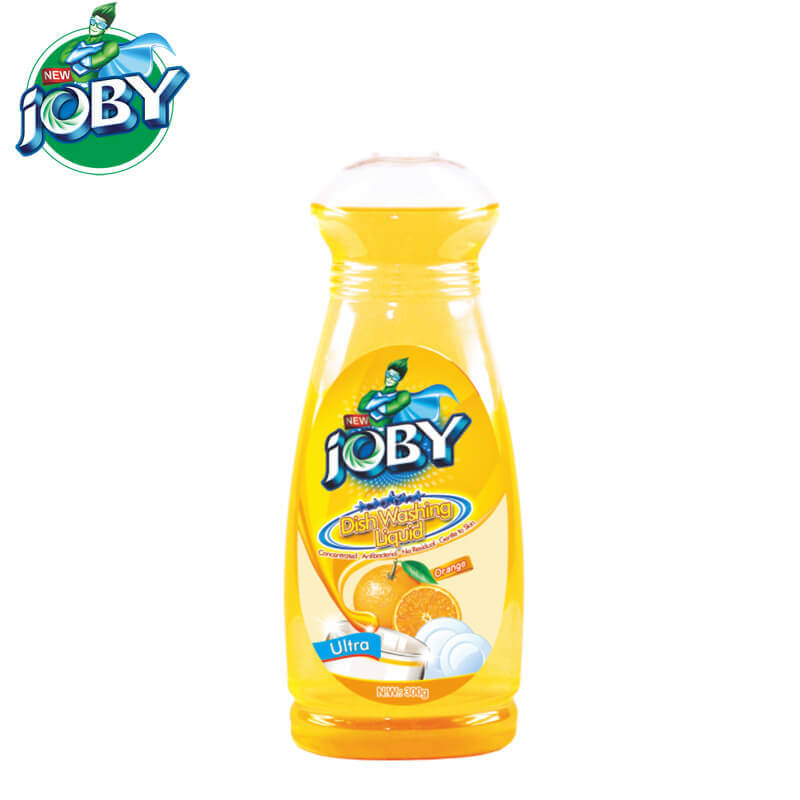 Dish Washing Liquid Orange Ultra 600g JOBY