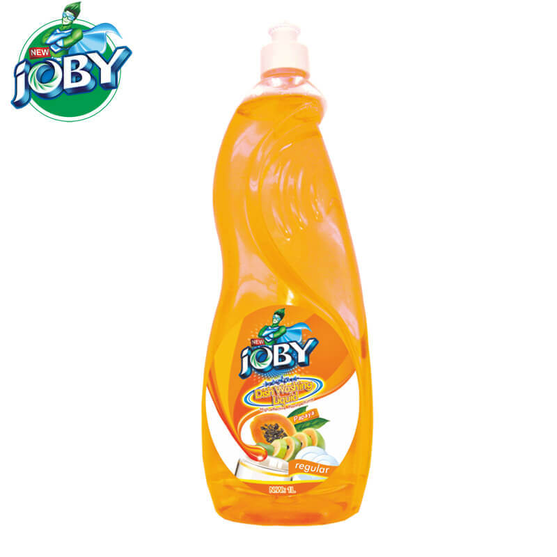Dish Washing Liquid Papaya Regular 1kg JOBY