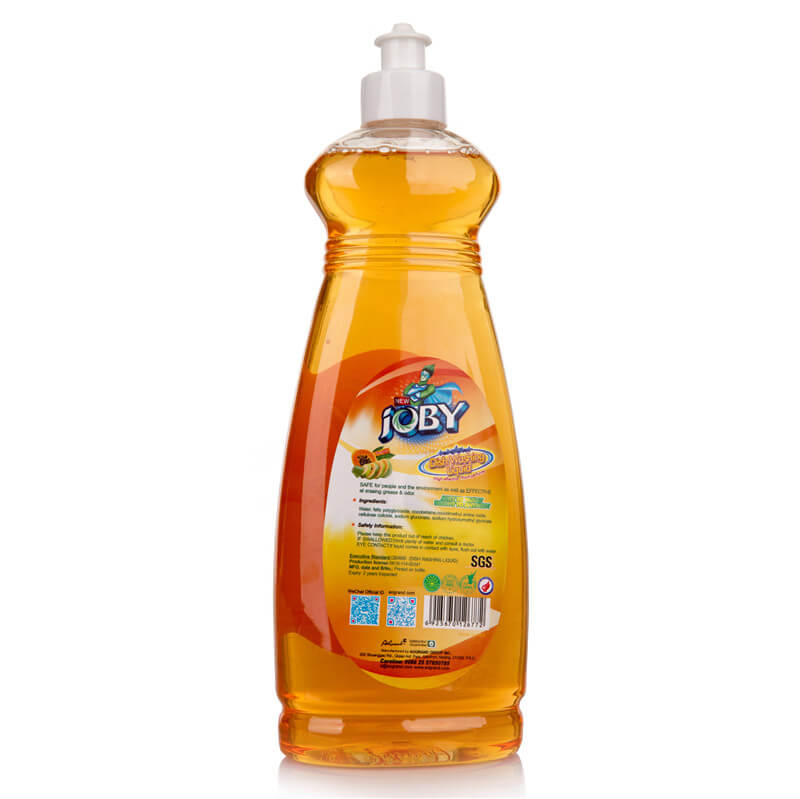 Dish Washing Liquid Papaya Regular 600g JOBY