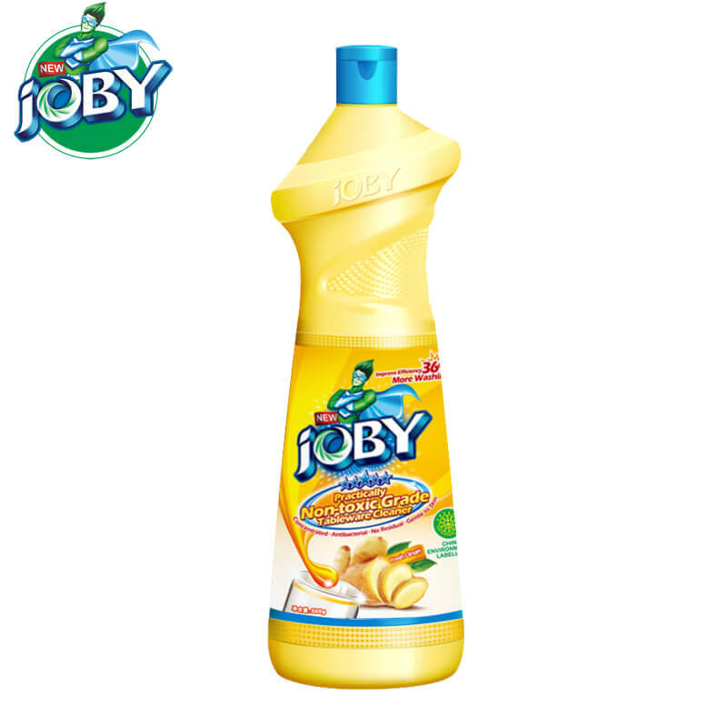 Non-Toxic Grade Tableware Cleaner Fresh Ginger 500g JOBY