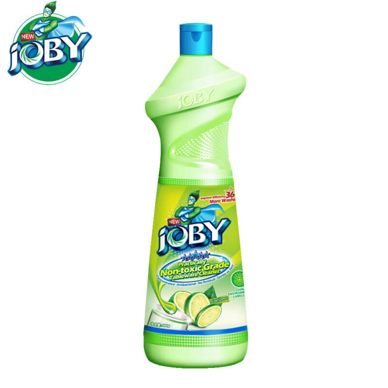 Non-Toxic Grade Tableware Cleaner Fresh Lemon 500g JOBY