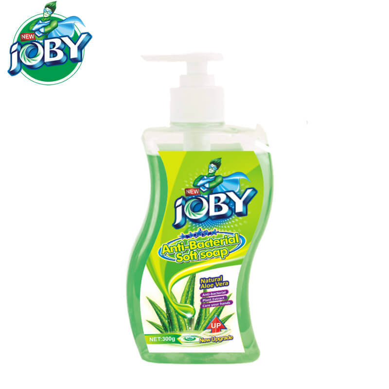 Hand Washing Liquid Aloe Vera 300g JOBY