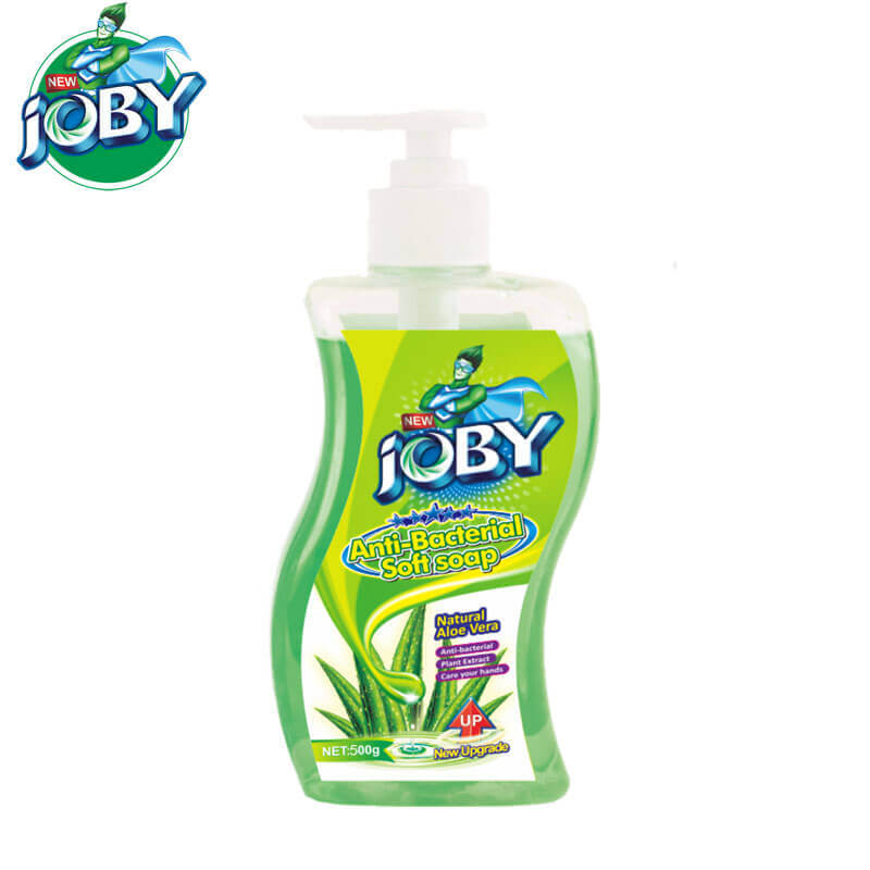 Hand Washing Liquid 500g Aloe Vera JOBY