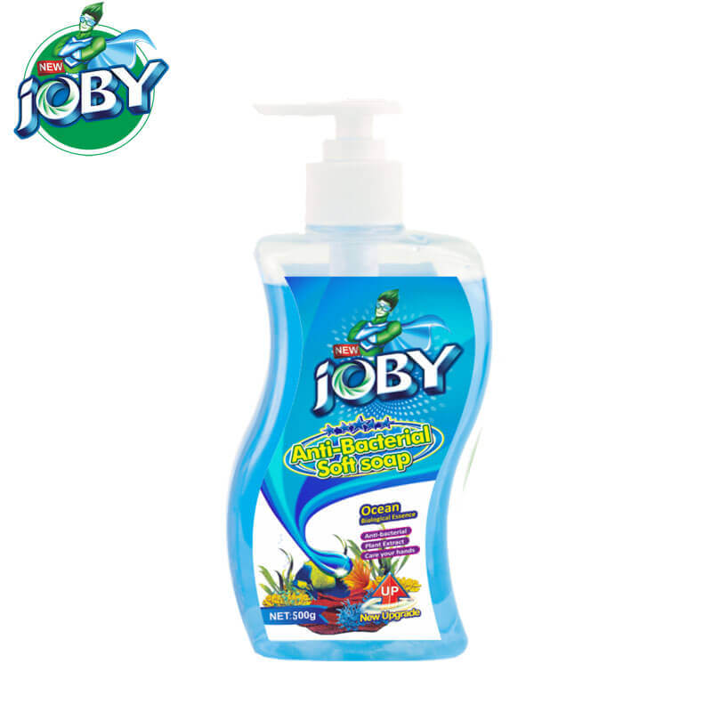 Hand Washing Liquid Ocean 500g JOBY