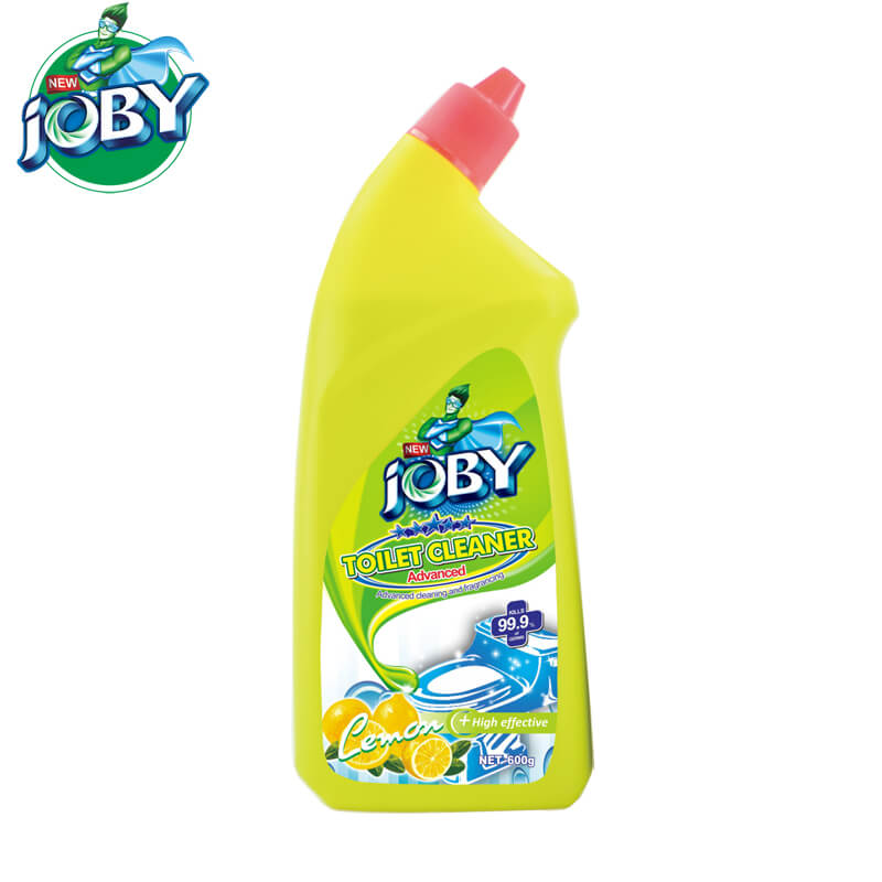 Toilet Cleaner Advanced Cleaning And Fragrancing Lemon 600g JOBY