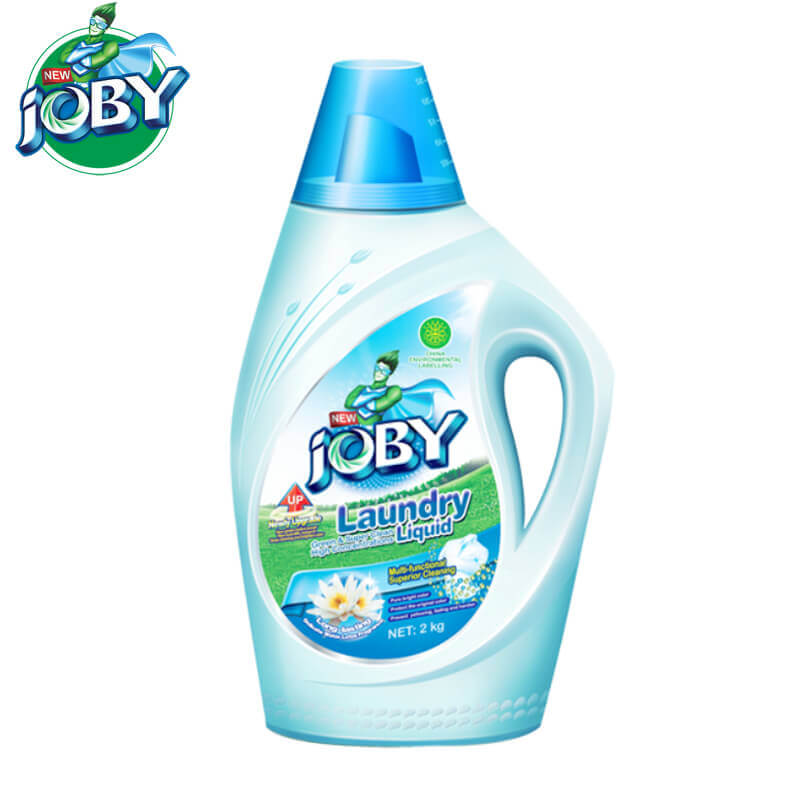 High Concentrated Laundry Liquid Water Lotus 2kg JOBY