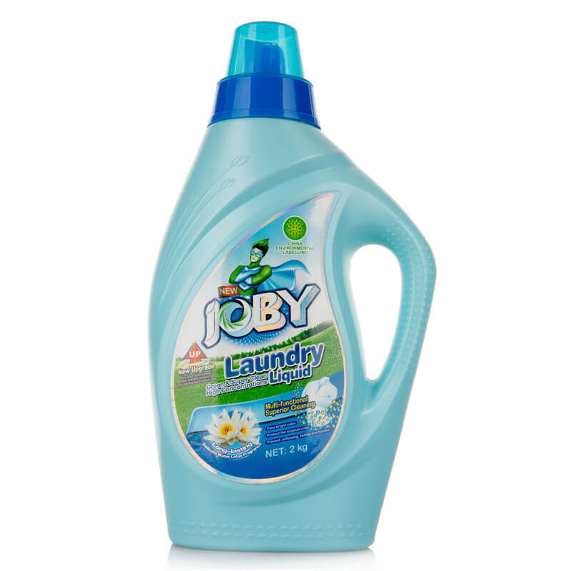 High Concentrated Laundry Liquid Water Lotus 3kg JOBY