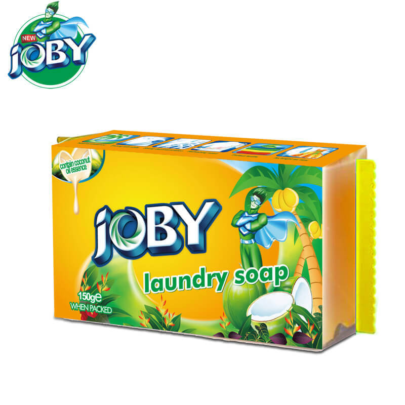 Double-Color Laundry Soap 202g JOBY