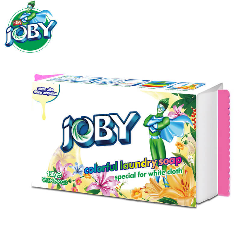 Whiten Laundry Soap 202g JOBY