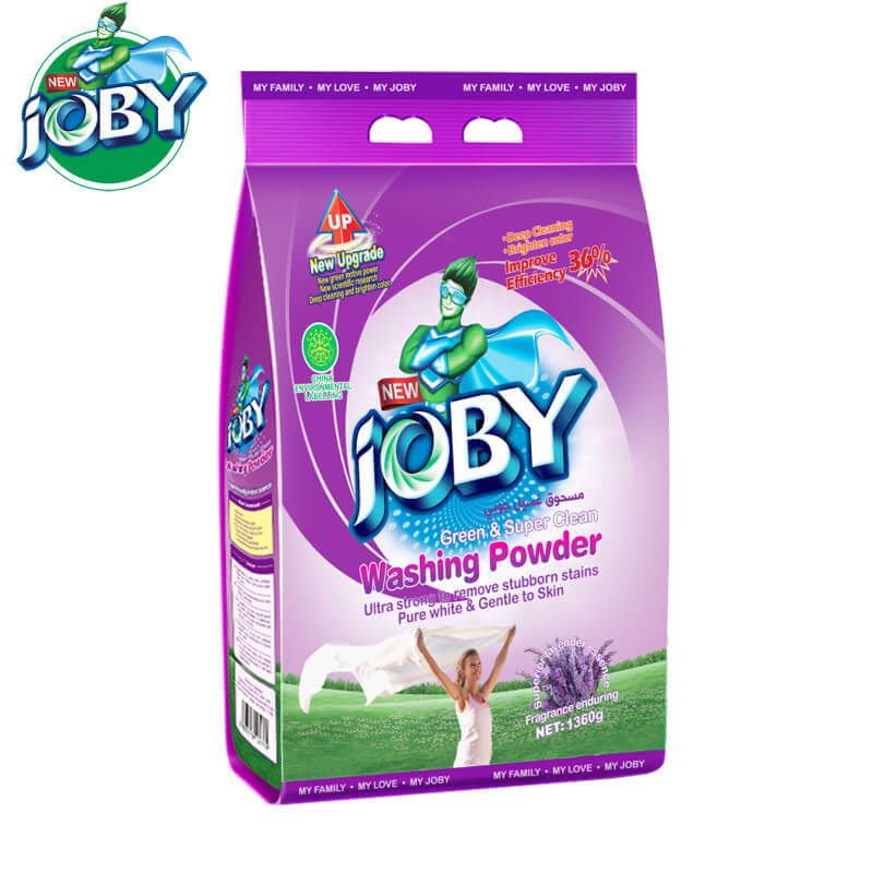 High Concentrations Washing Powder Superio Lavender Essence Fragrance Enduring 1360g JOBY