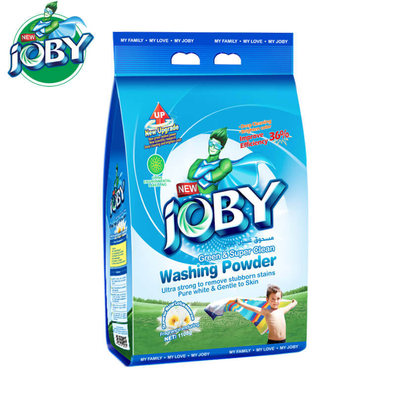 High Concentrations Washing Powder Superio Water Lotus Essence Fragrance Enduring 1108g JOBY